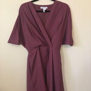 BCBGeneration wrap dress size s